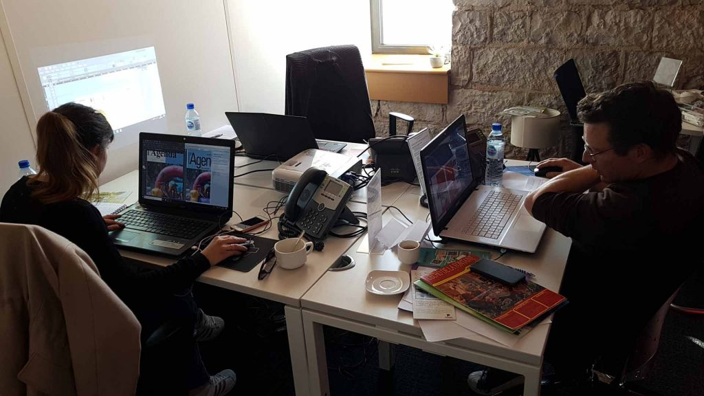 Formation Professionnelle avec Urgence Computer
